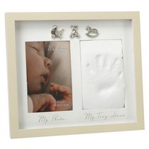 Kangaroo Bambino Keepsake Photo & Impression Frame