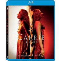 Carrie (1976) / Carrie (2013) (Blu-ray) (Bilingual)