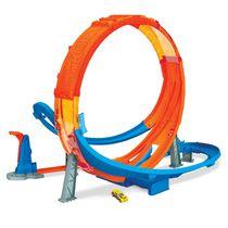 Hot Wheels Massive Loop Mayhem Track Set