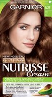 Garnier Nutrisse Cream Nourishing Permanent Haircolour Cream 5.23 Rose Cold