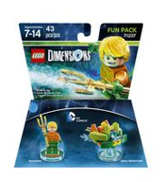 Lego Dimensions : Ensemble amusement « DC Aquaman »