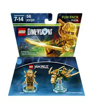 Lego Dimensions : Ensemble amusement « Ninjago Lloyd »