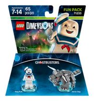 Ensemble d'amusement Lego Dimensions : « Ghosterbusters Stay Puft »