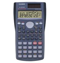 Casio Calculatrice scientifique FX-300MS Plus