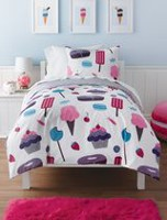 Mainstays Kids Girls' Candy Duvet Cover Set Twin