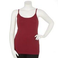 George Plus Women's Jersey Cami Red 4X