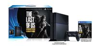 PlayStation 4 500GB The Last of Us Remastered Console Bundle