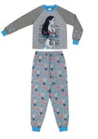 Moana Disney Girls 2 Piece PJ Set