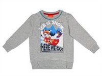 Marshall-Chase-Paw Patrol Toddler Boys' Fleece Long Sleeve Sweater 5T
