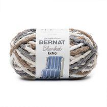 Bernat Blanket Extra Yarn, (300g/10.5oz), Mushroom Mix