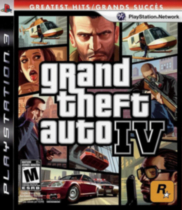 Grand Theft Auto IV pour PS3