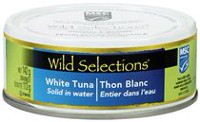 Wild Selections Solid White Tuna in Water