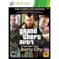 Grand Theft Auto IV Complete (Xbox 360)