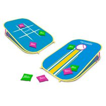 Go! Gater Cornhole and Tic Tac Toss Game