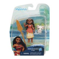 Disney Princess Moana of Oceania and Pua Playset