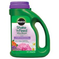 Miracle-Gro Shake'n Feed Ultra Bloom Slow Release Plant Food