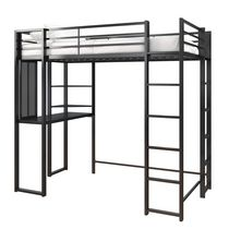 Abode Twin Size Loft Bed