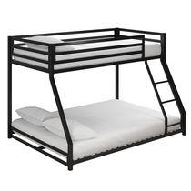 Miles Metal Twin/Full Bunk Bed