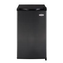 Marathon 4.5 cu.ft. Black Steel All Refrigerator