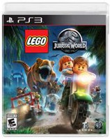 Lego: Jurassic World (PS3 Game)