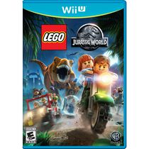 Lego: Jurassic World (WiiU Game)