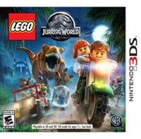 Lego: Jurassic World (Nintendo 3DS Game)