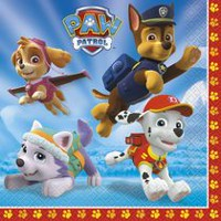 Nickelodeon PAW Patrol Lunch Napkins
