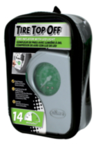 Slime Tire Top Off Tire Inflator