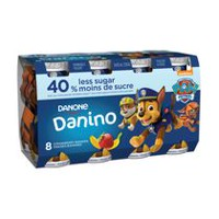 Danino Strawberry-Banana 1.5% M.F. Drinkable Yogurt