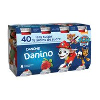 Danino Strawberry Drinkable Yogurt