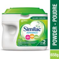 Similac Advance Step 2 non-GMO, Omega-3 and Omega-6 Infant Formula Powder