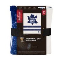 Sunbeam° Toronto Maple Leafs® Heated Throw