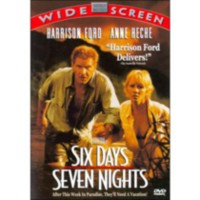 Six Days, Seven Nights (DVD) (English)