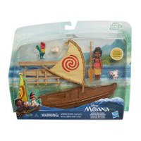 Disney Princess Moana Adventure Canoe