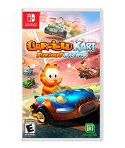 Jeu vidéo Garfield Kart: Furious Racing pour (Nintendo Switch)