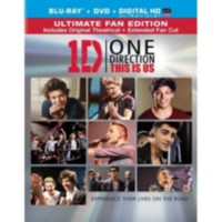 One Direction: This Is Us - Ultimate Fan Edition (Blu-ray + DVD + Digital HD)