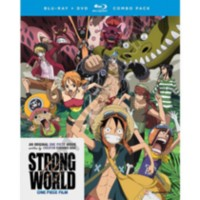 Strong World: One Piece Film (Blu-ray + DVD)