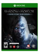 Middle Earth Shadow Of Mordor: Game Of The Year (Xbox One)