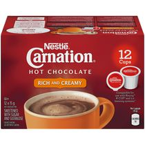 CARNATION® Rich and Creamy Hot Chocolate Pods