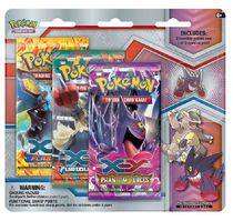 Pokémon XY5 Mega Gengar Pin Trading Card Game, 3 Pack - English