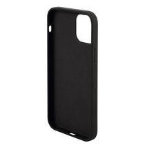 blackweb Hard-Shell Silicone iPhone 12/12 Pro Case (Black)