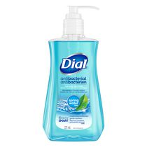 Dial Spring Water Antibacterial Hand Soap 221mL