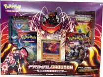 Coffret rouge Pokémon Primo Groudon