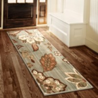 Orian Rugs Inc Summer Dance Woven Runner