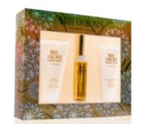 White Diamonds 3 Piece 15ml Gift Set
