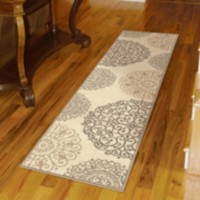 Orian Rugs Inc Fernandez Fleece Runner Rug