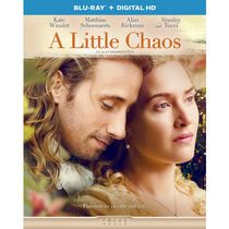 A Little Chaos (Blu-ray)
