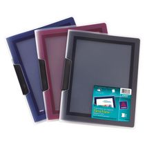 Avery Flexi-View Report Cover 47830, Assorted Colours