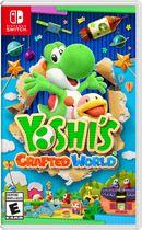 Jeu vidéo Yoshi's Crafted World pour (Nintendo Switch)