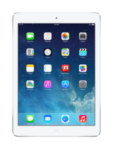 "Apple 9.7"" iPad Air Tablet with Wi-Fi - MD785CL/B Silver"
